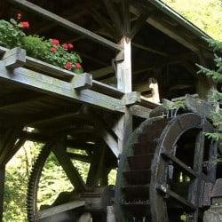 Mühlen im Strudengau