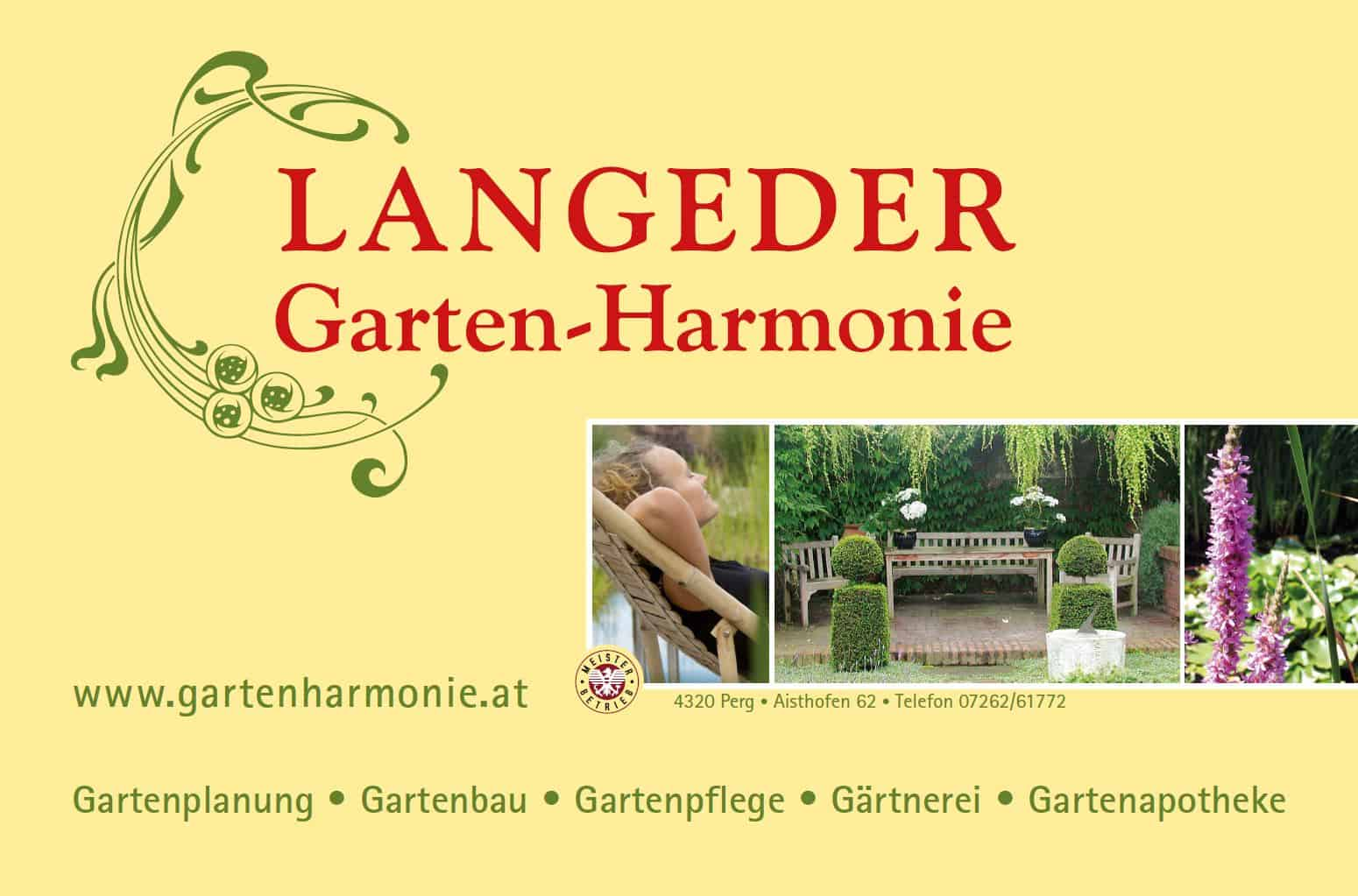 Garten-Harmonie Langeder