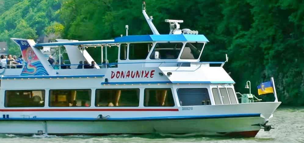 Donauschiffahrt Ardagger